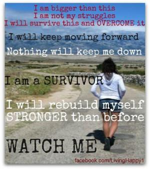 Overcoming Struggles
