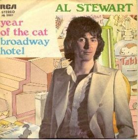 Al Stewart had/has a very unique song writing ability, which earned ...