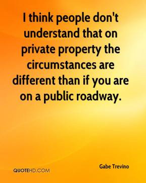 Private property Quotes