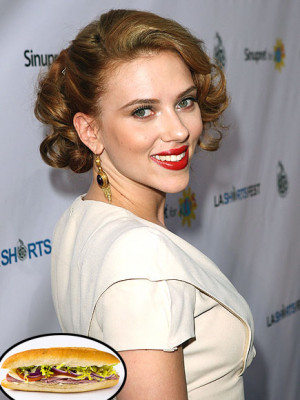 Best scarlett johansson quotes wallpapers