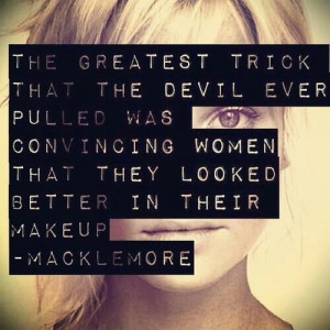 Wow this is why I love macklemore