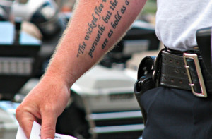 Our Law Enforcement Tattoo Showcase article was a big hit, and we ...