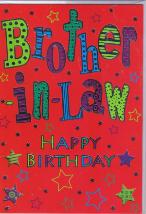 happy birthday brother in law funny