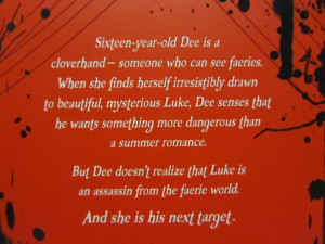 Here is the blurb straight off the back of my copy! :)