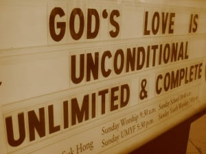 nothing separates us from God's love