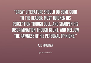 great quotes from literature
