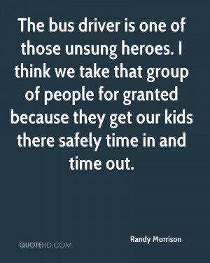 Unsung Heroes Quotes