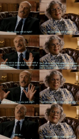 madea goes to jail quotes about forgiveness - photo #23