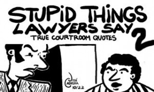 Funny Courtroom Quotes #1 Funny Courtroom Quotes #2 Funny Courtroom ...