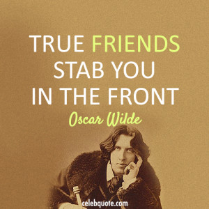 Poets & Writers Oscar Wilde Quotes