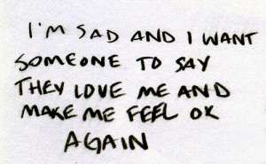 Quotes, feel and sad pictures