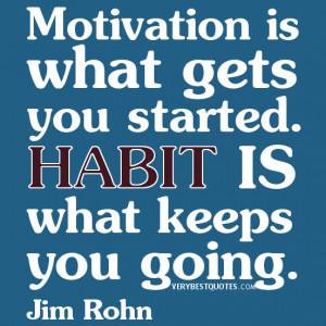 ... -improvement quotes, habit quotes, motivation quotes, Jim Rohn Quotes