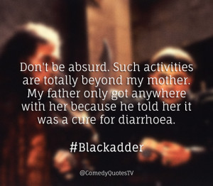 Funny Black Comedy Quotes
