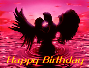 Happy Birthday Sayings Images For Wishing Gt Romantic Wishes Card Him ...