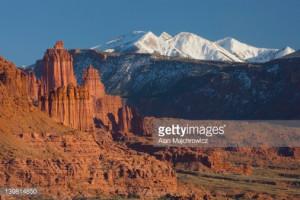 Fisher Towers Moab Utah