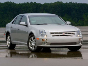 2005 cadillac sts price quote get pricing