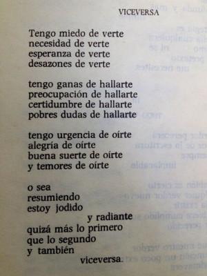 Poema #poem #benedetti #quotes