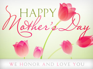 Mother's Day Greetngs Card