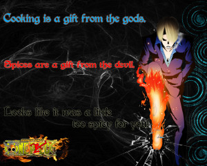 One Piece Quotes Ace Sanji quote #1 by watercan52