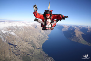 How I overcame my fear in New Zealand