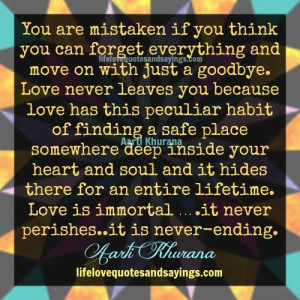 Best Quotes And Sayings Love