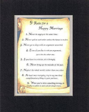 Some Marriage Quotes: Making Marriage Work