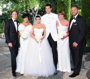 album mariage de kim kardashian et kris humphries