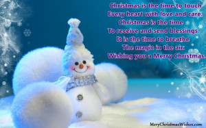 Cute Christmas Quotes and Sayings 2014 Wishes Sms