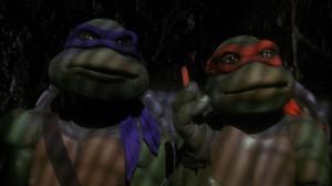 Top 10 Teenage Mutant Ninja Turtles Movie Quotes   1990