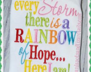Rainbow Baby Quotes
