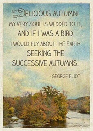 George Eliot. Thank you @Brit Morin Brashear /\|-|