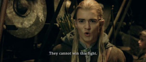 Legolas And Arwen