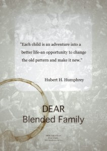 Blended Family Quotes Love