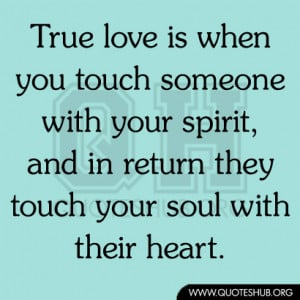 Touch Your Heart Quotes. QuotesGram
