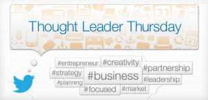 """View the story """"Thought Leader Thursday, No. 9″ on Storify"""