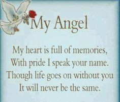 Gone But Not Forgotten ♥ More