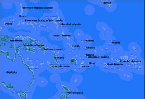 Pacific islands 2