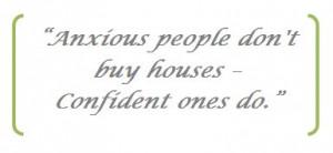 Confident home buyers quote