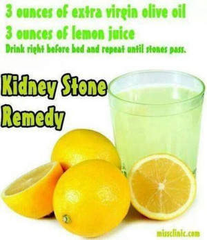 kidney stone remedy http://www.kidneypaincures.com/kidney-stone-remedy ...
