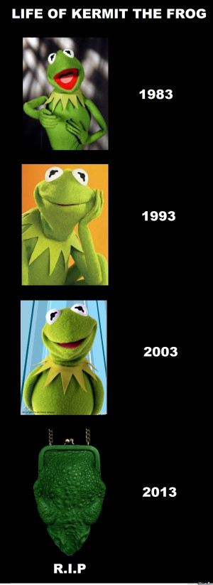 Life Of Kermit The Frog
