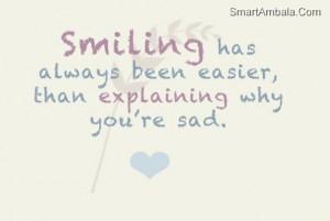 Smiling Has Always