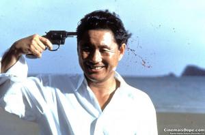 Takeshi Kitano, director, actor y único.