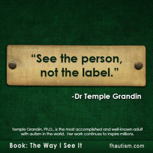 ... Grandin Quotes, Quotes Humor, Education Quotes, Temple Grandin Quotes