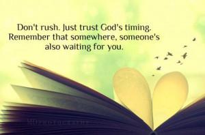 Waiting for God's Best - Rebecca St. James