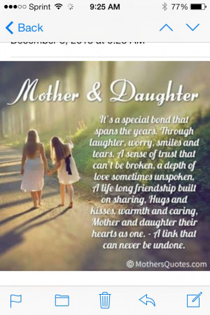 this! #mother #daughter #quotes: Love You, Mothers Daughters Quotes ...