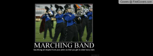 MArching band cover Profile Facebook Covers