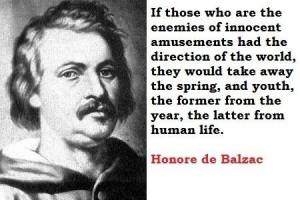 Honore de balzac famous quotes 5