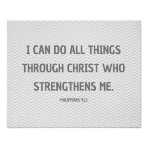 christian_quote_about_strength_philippians_print ...
