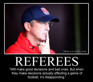 Tony Pulis pontificates on the meaning of referees in the Premier ...