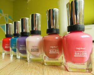 hansen salon manicure nail polish1 Sally Hansen Salon Manicure Nail ...